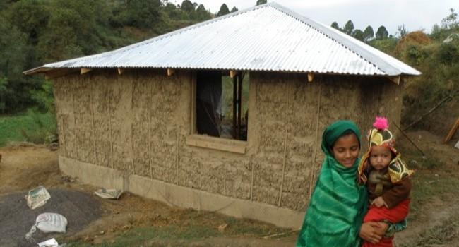 Gul Khan and Ghoria Bibi's Houses in Qalandarabad – 2008