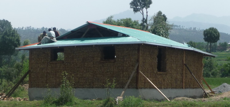 Kulsoom Bibi's House in Mansehra – 2011
