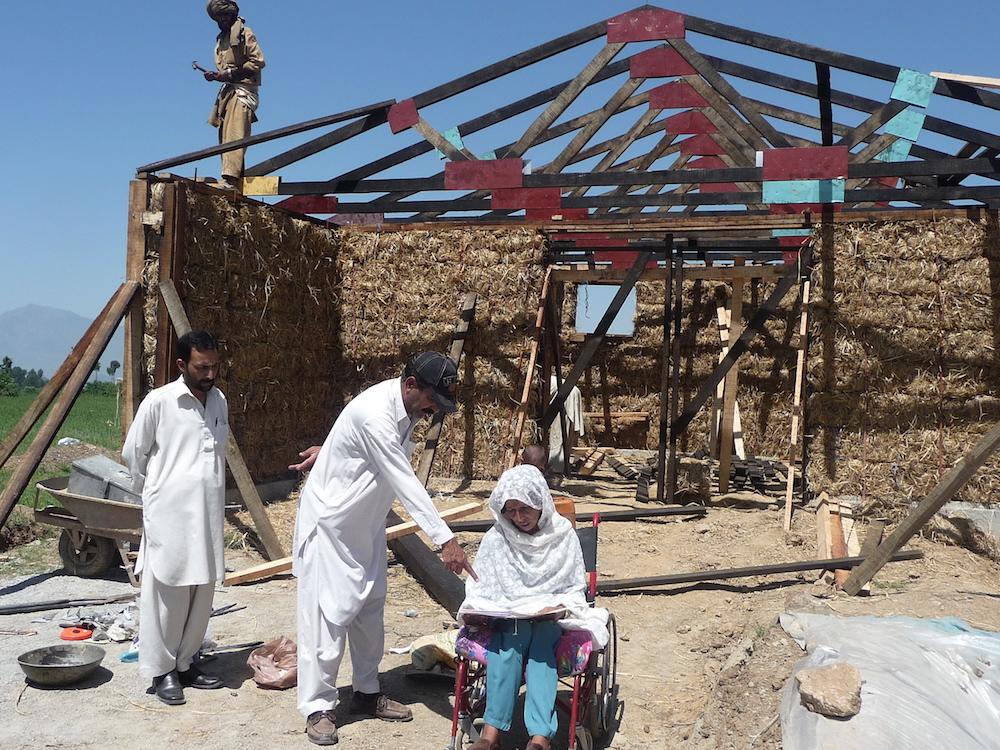 Kulsoom Bibi's House Under Construction