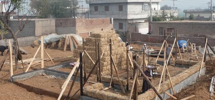 Manzoor Hussain's House in Jhelum – 2011
