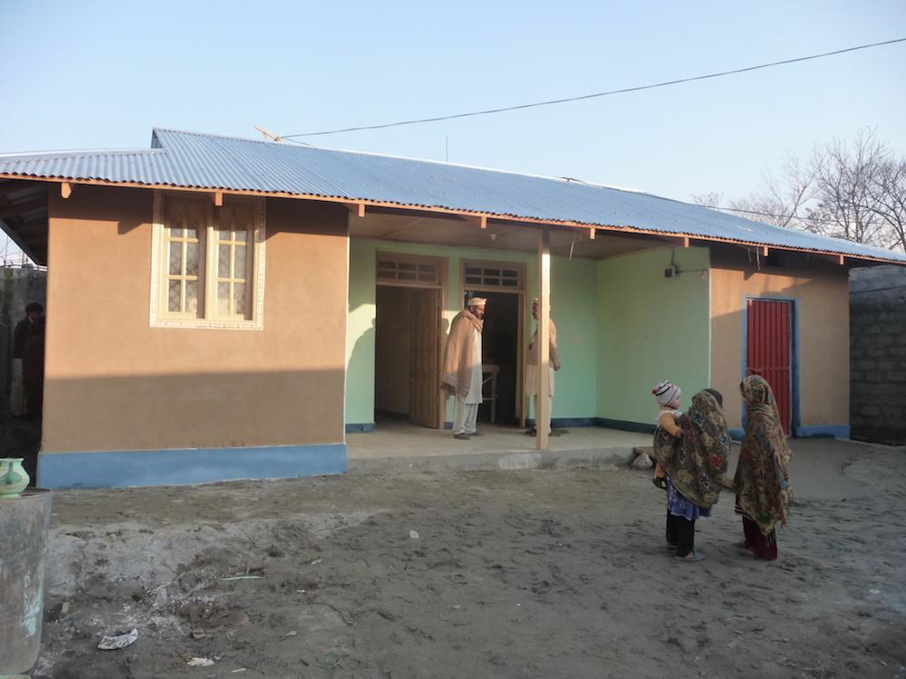 Noor Jehan's House - Front Veranda