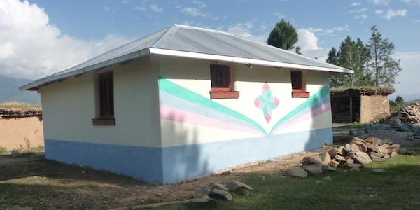 Maziky Bibi house