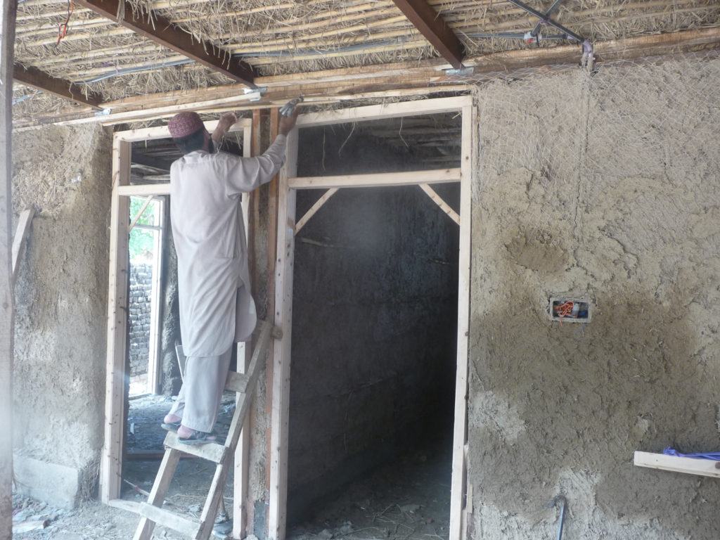 Saleem house construction
