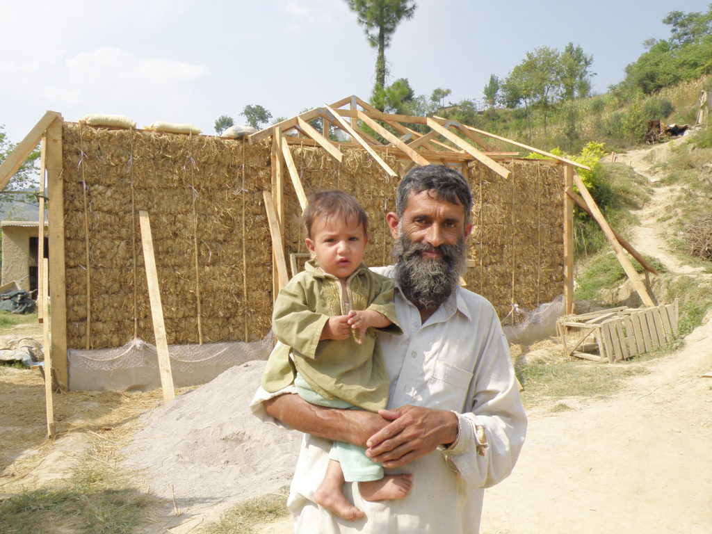 PAKSBAB worker and child