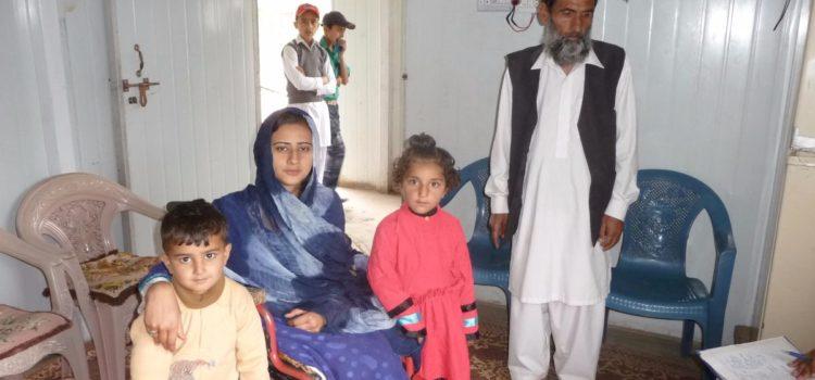 Saadia Noor's House in Bagh, AJK – 2012