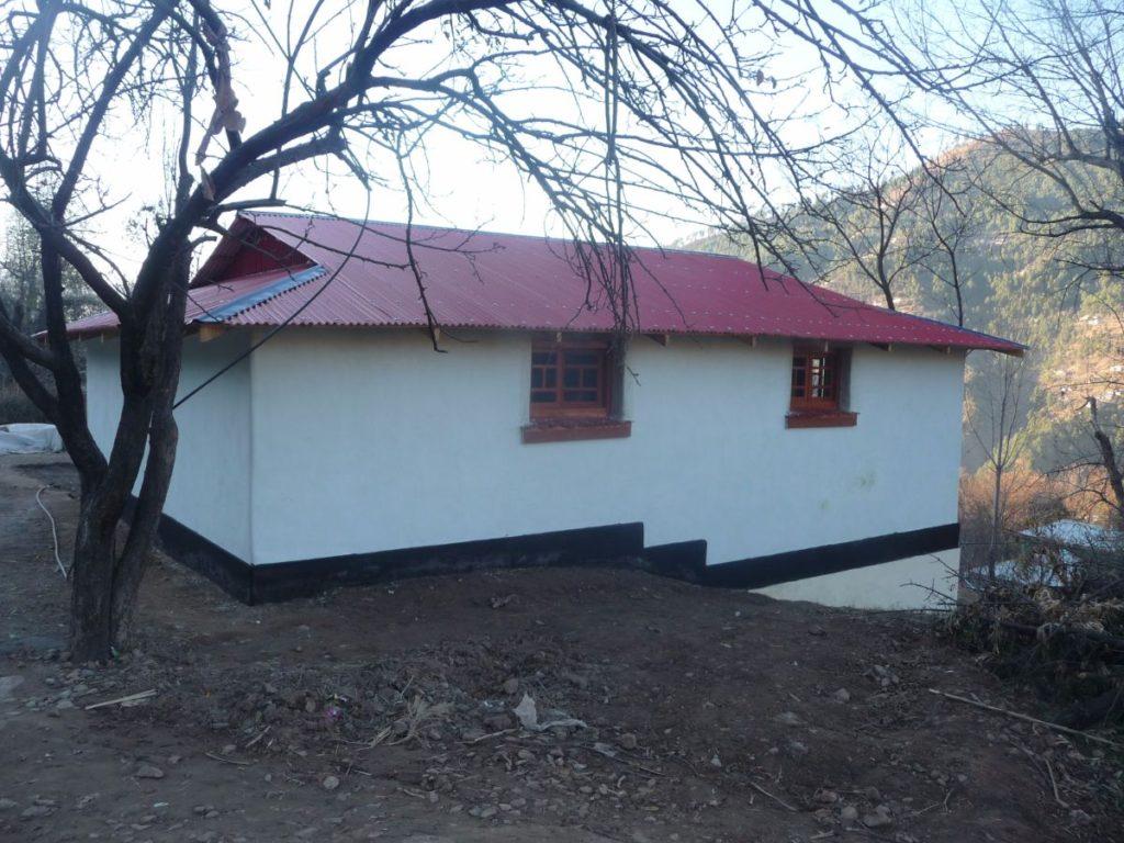 Saadia Noor's House - side view